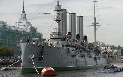 Rusko | Petrohrad_Aurora