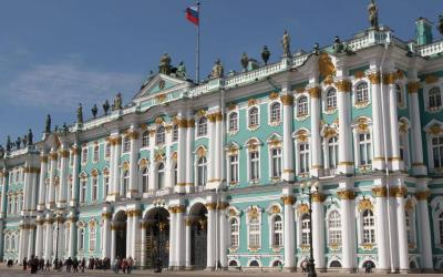 Rusko | Petrohrad_Winter Palace