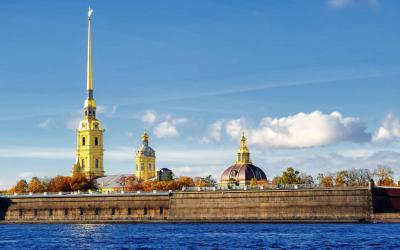 Rusko | Petrohrad_Peter and Paul Fortress