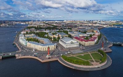 Rusko | Petrohrad_Vasilievsky Island