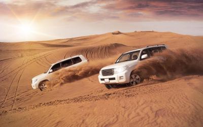 SAE   Dubaj_Desert Safari