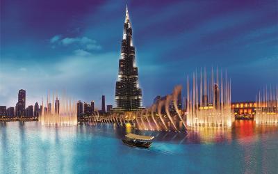 SAE   Dubaj_Fountain