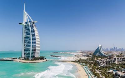 SAE   Dubaj_Burj Al Arab