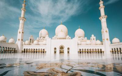 SAE   Abu Dhabi_Mosque