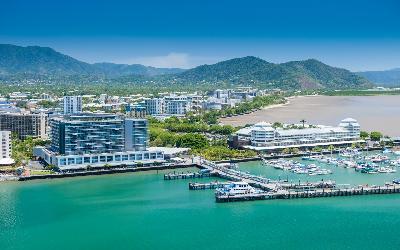 Australia | Cairns_Harbour