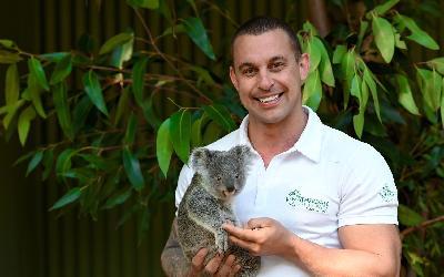 Australia | Featherdale Wildlife Park_Koala