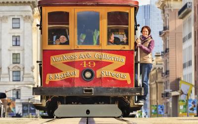 USA | San Francisco | cable car