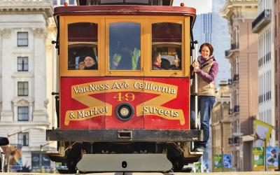 USA | San Francisco - Cable Car