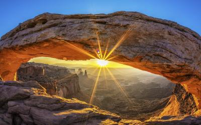 USA | Canyonlands NP - Mesa Arch
