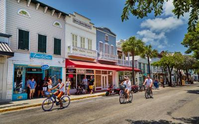 USA   Key West - Duval Street