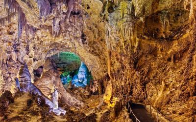 USA   Carlsbad Caverns NP