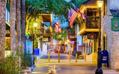 USA   St. Augustine