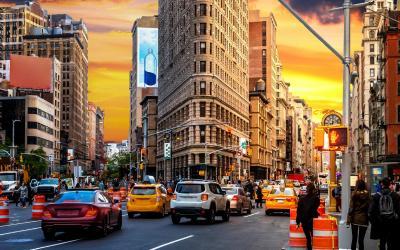 USA | New York - Flatiron Building