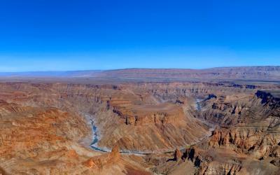Namibie | Fish River Canyon