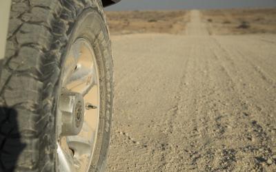 Namibie | Cestou do Sesriem