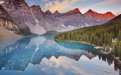 Kanada | Moraine Lake