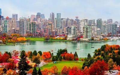 Město, které řada opakovaných průzkumů hodnotí jako nejkrásnější na světě   Vancouver