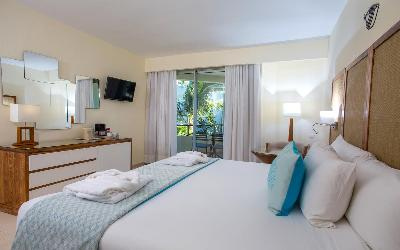 Room Tropical view