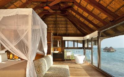 The Level Romance Ocean Front Pavilion
