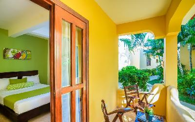 Double room balcony
