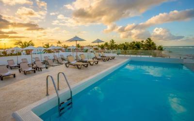 Pool at terrace