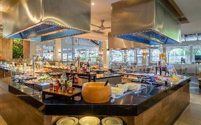 Buffet Main restaurant