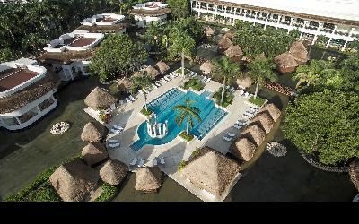 Resort Aerial View