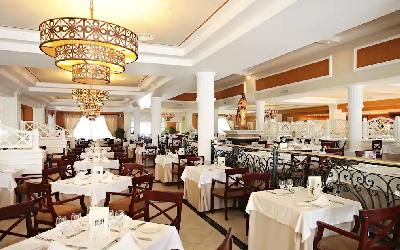 Jazmin Main restaurant