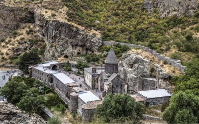 klášter Gerhard, UNESCO | Arménie