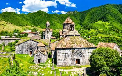 klášter Haghpat  | Arménie
