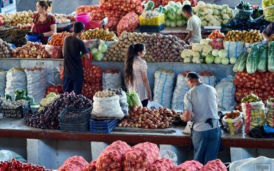 Siab Bazaar, Samarkand | Uzbekistán