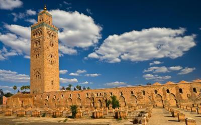 mešita Kotubíja | Marrakech | Maroko