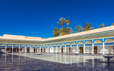 Palác Bahia | Marrakech | Maroko