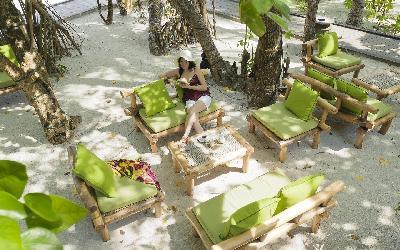 Boli Bar Outdoor Terrace