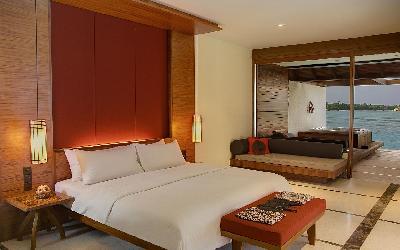 Water Villa With Whirpool Interior
