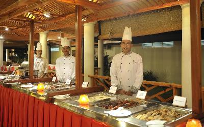 Maaniya Main Buffet Restaurant