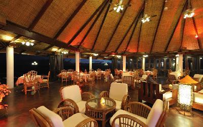 Sun Star Restaurant Interior