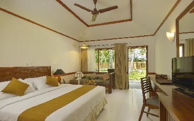 Sun Villa Bedroom