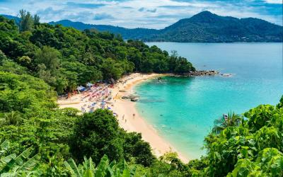 pláž Phuket