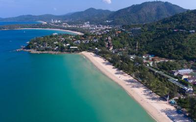 pláž Phuket 2