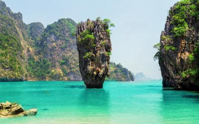 Phuket_James Bond Island